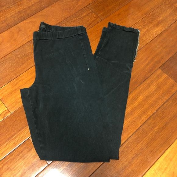 Joe's Jeans Denim - Joe's Jeans Black Skinny Jeggings